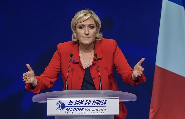 ЕК: EC  выживет даже при победе ЛеПен навыборах воФранции