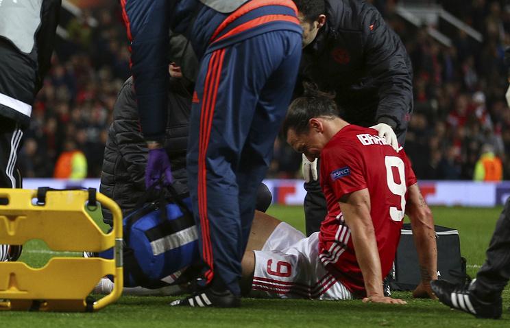 Златан Ибрагимович после реабилитации собирается продолжить футбольную карьеру