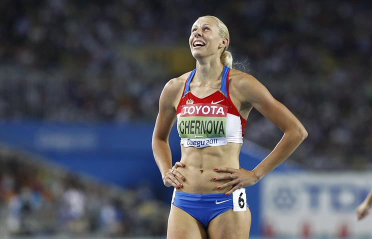 МОК лишил Чернову бронзовой медали Олимпийских игр 2008 года