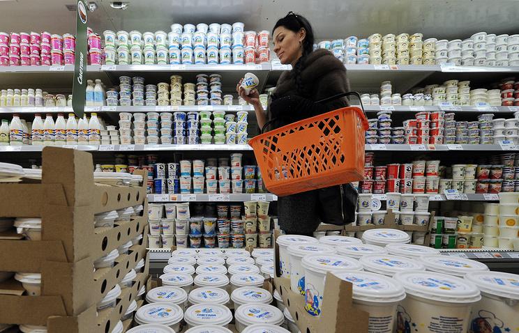 Россиянам непокарману экологически чистые продукты