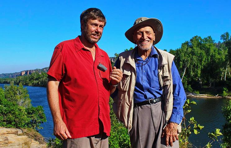 Владимир Балашов и Николай Дроздов