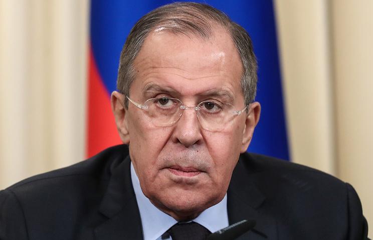 Лавров порекомендовал не ожидать сенсаций отвстречи В.Путина иТрампа