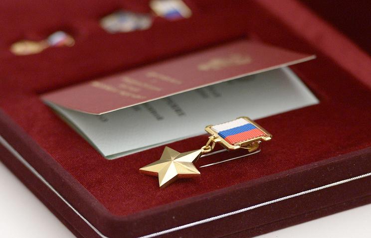 Путин наградил офицеров русского спецназа заборьбу стеррористами вСирии