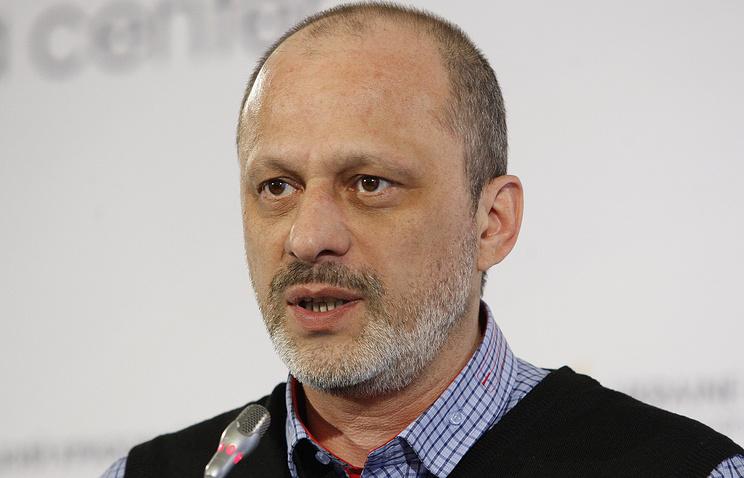 Руководитель Национальной общественной телерадиокомпании Украины Зураб Аласания