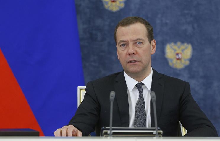 Медведев пригрозил ответственным засрыв возведения перинатальных центров