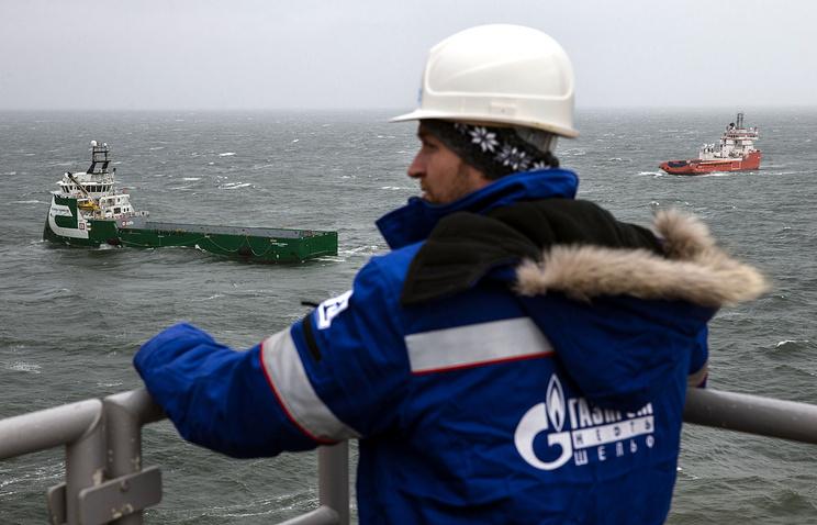 «Газпром» начал контролировать свои объекты изкосмоса