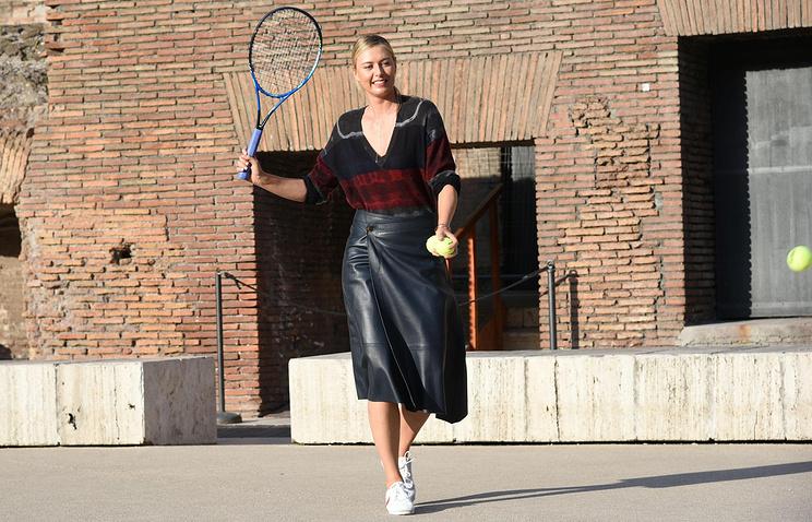 Мария Шарапова отказалась отспециального приглашения наУимблдон