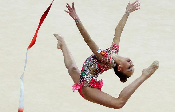 Сборная Российской Федерации похудожественной гимнастике выиграла «золото» наЧЕ