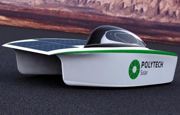 1-ый  электромобиль насолнечных батареях появится в Российской Федерации