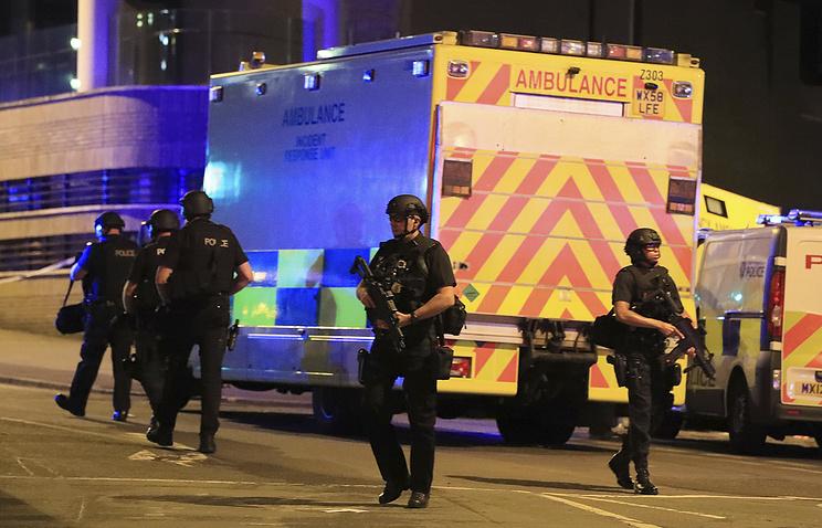 Количество раненых при взрыве вМанчестере возросло до59 человек