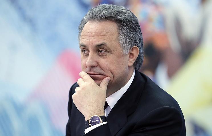 Смирнов: НОАК предложила тестировать спортсменов, впервый раз пришедших всборную Российской Федерации