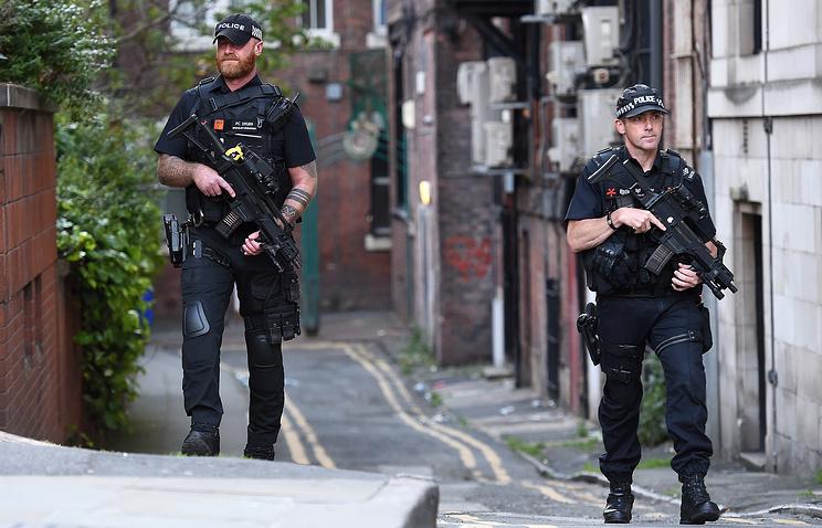 Затерактом вМанчестере стоит террористическая сеть— милиция