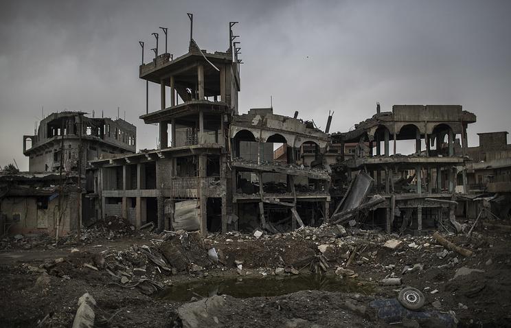 Неменее 100 гражданских погибли при мартовском авиаударе вМосуле— Пентагон