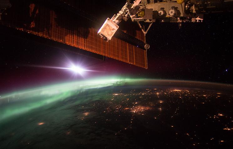 Внеземную жизнь могут найти навнешней поверхности МКС