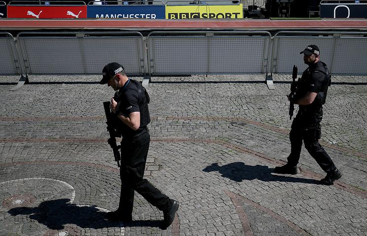 Британская милиция обнародовала фото исполнителя теракта вМанчестере