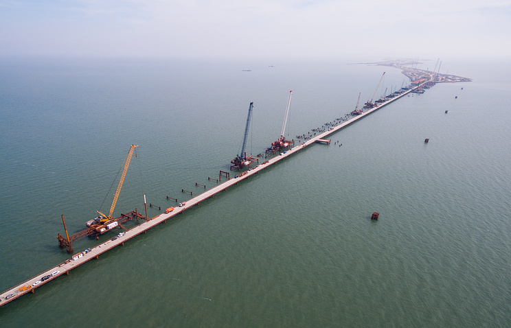 ВСочи исполнят лучшую песню про Крымский мост