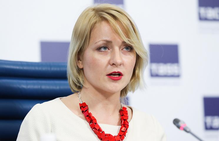 Евгения Чудновец пойдет нагубернаторские выборы отНародной партии РФ