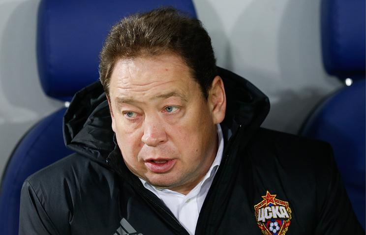Леонид Слуцкий может возглавить британский клуб «Халл»