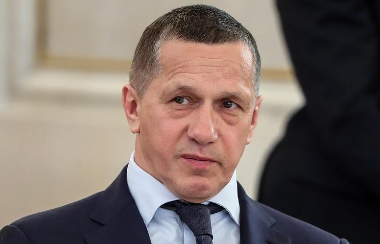 Вице-премьер РФ - полпред президента в Дальневосточном федеральном округе Юрий Трутнев