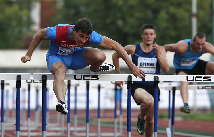 Сергей Шубенков стал 3-м  вримском этапе Бриллиатовой лиги