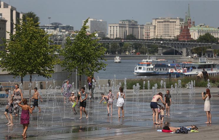 Кратковременный дождь идо22 градусов тепла ожидаются встоличном регионе