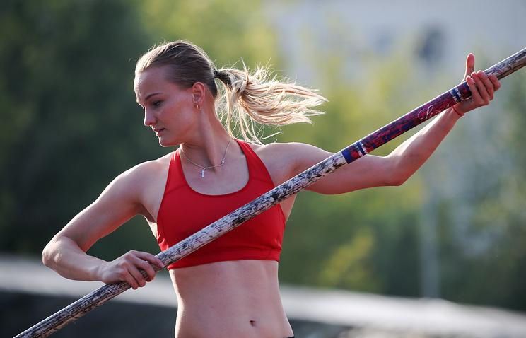 Российская спортсменка Ольга Муллина