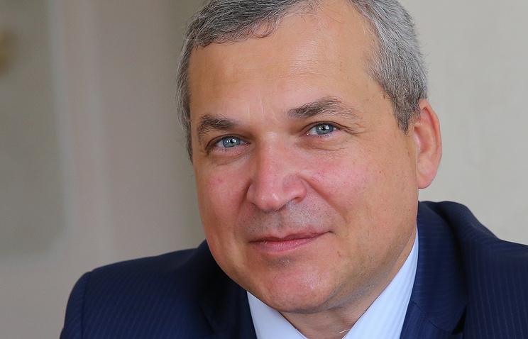 Торговый представитель РФ в Соединенных Штатах Александр Стадник