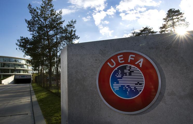 УЕФА организовал личные награды порезультатам клубного сезона