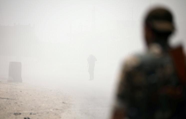 Human Rights Watch осудила использование фосфорных бомб коалицией вСирии