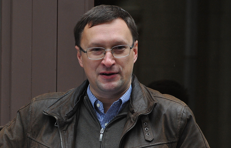 Научный сотрудник ФИАН, член Центрального совета профсоюза работников РАН Евгений Онищенко