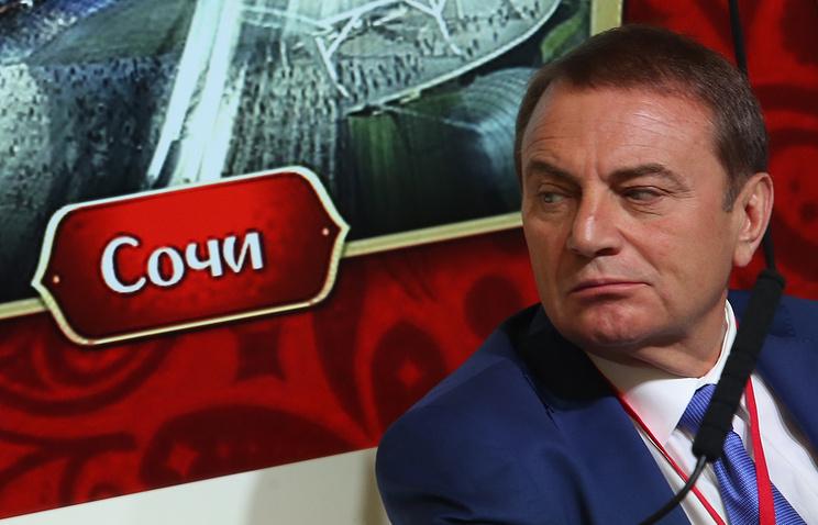 Мэр города Сочи Анатолий Пахомов