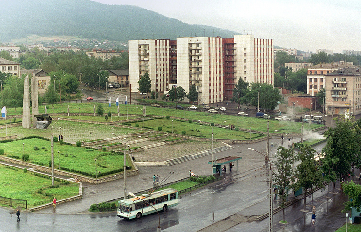 Вадминистрации Миасса вЧелябинской области проводится выемка документов