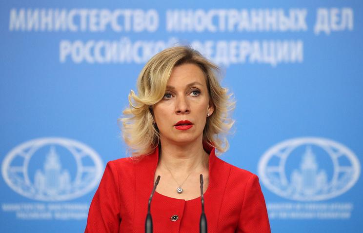 Это вопиющее нарушение интернационального права,— Захарова осбитом Су-22
