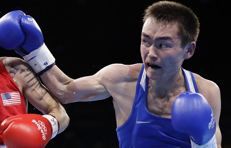 Василий Егоров одержал победу полуфинальный бой чемпионата Европы