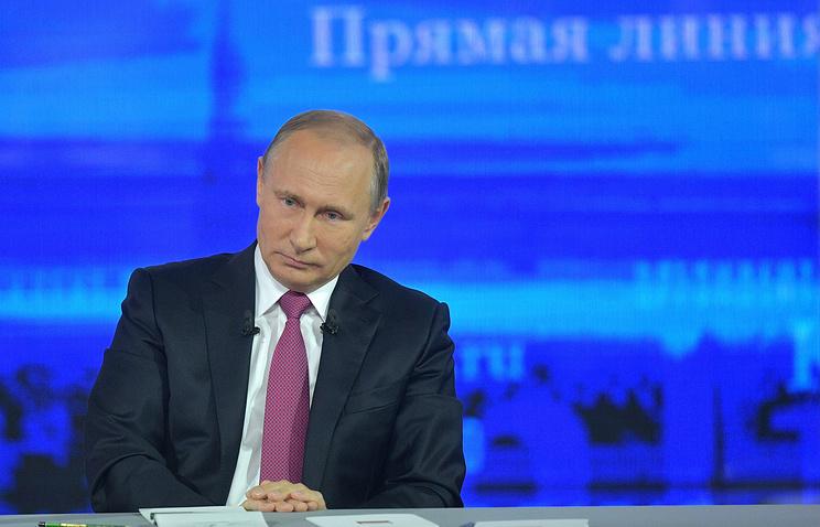 ВКремле пояснили, куда будут ориентированы вопросы с«Прямой линии»