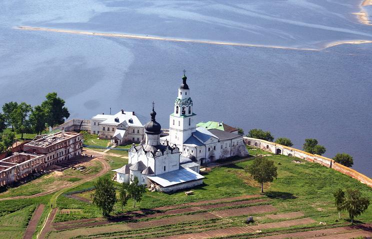 Успенский собор, Свияжск, Республика Татарстан