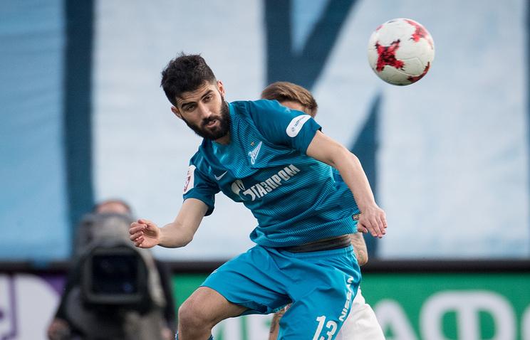 «Зенит» проинформировал нет «Валенсии» потрансферу португальского футболиста Нету