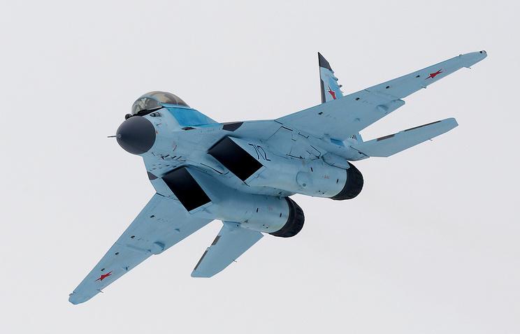 Новейший многоцелевой истребитель МиГ-35