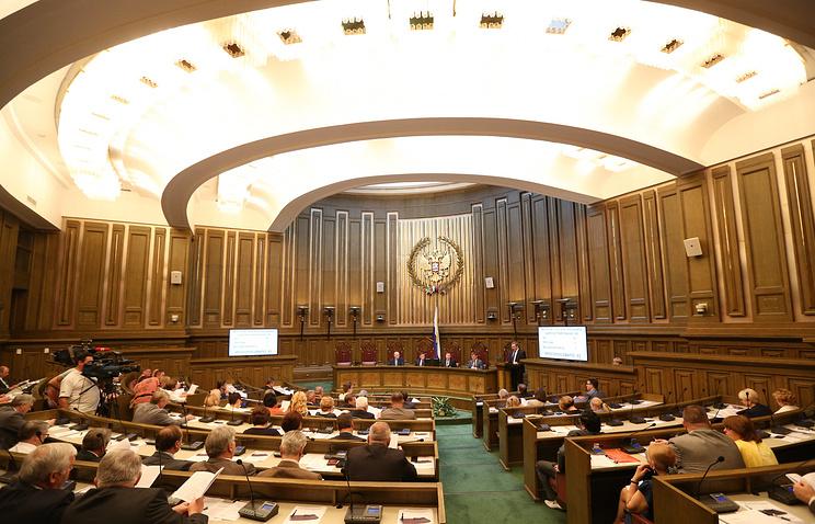 Верховный суд РФ признал законным решение о ликвидации «Свидетелей Иеговы» - Общество - ТАСС