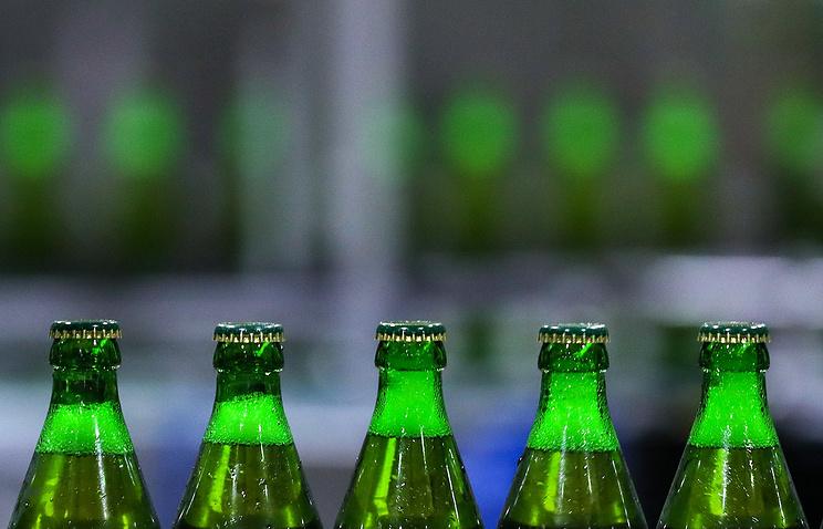 Минфин: маркировка пива возможна по аналогии с шубами и лекарствами - Экономика и бизнес - ТАСС