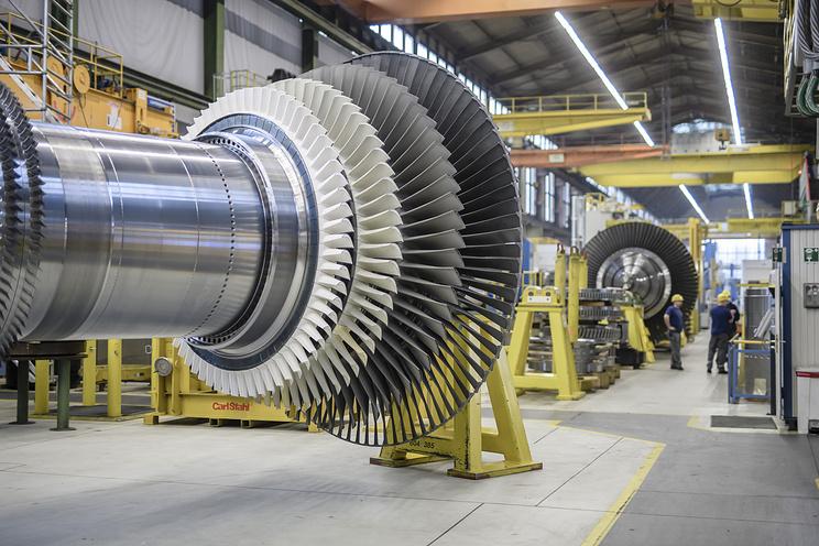 Siemens считает несущественным вред от предотвращения поставок энергооборудования вРФ