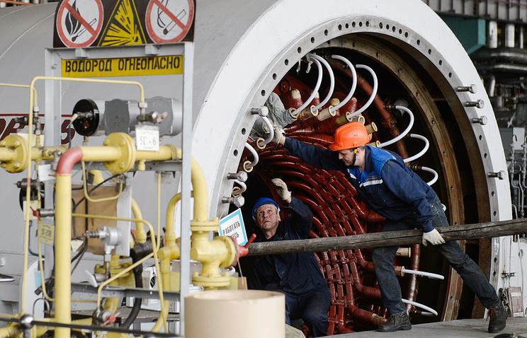 Южно-Украинская АЭС подключила ксети 2-ой энергоблок