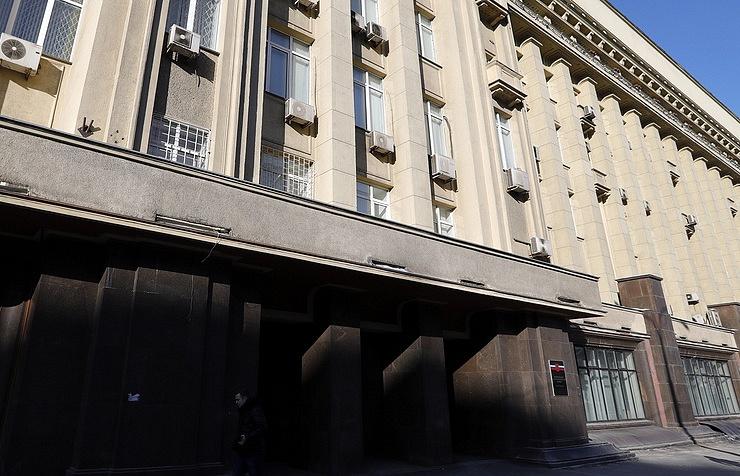 Здание Федеральной антимонопольной службы, Москва