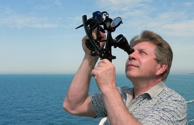 Участники конкурса «Мы строим мост»: капитан дальнего плавания Владимир Пономарев - Общество - ТАСС