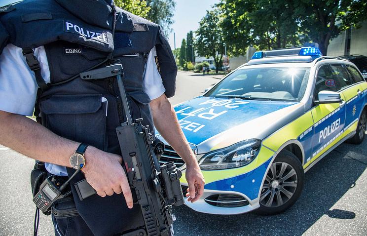 Резню всупермаркете устроил исламист— милиция Гамбурга