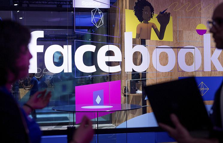 Социальная сеть Facebook  готовит устройство для видеочатов