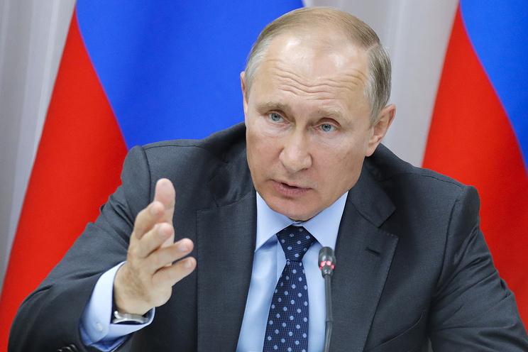 Путин назвал криминалом нарушения, окоторых ему проинформировали жители на«Прямой линии»