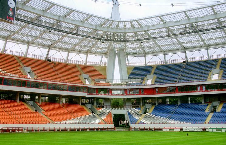 Стадион «Локомотива» официально переименовали в«РЖД Арену»