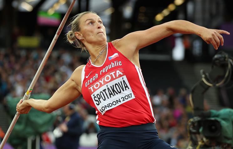 Барбора Шпотакова