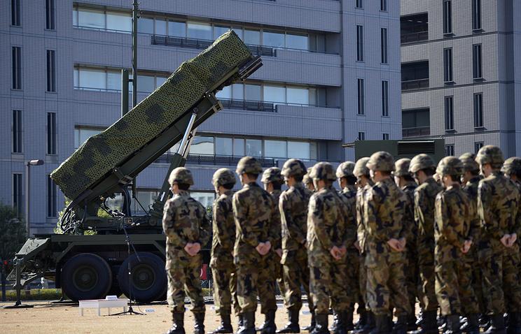 Комплекс ПВО Patriot PAC-3